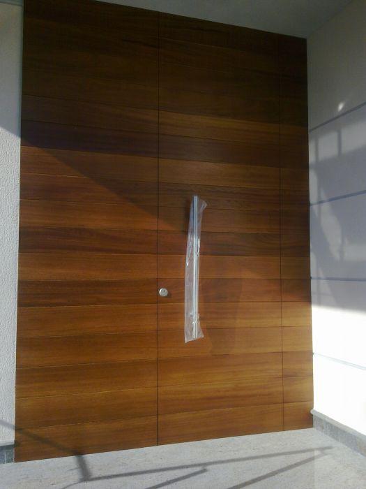 Puertas exteriores de Madera. Como elegir la apropiada.